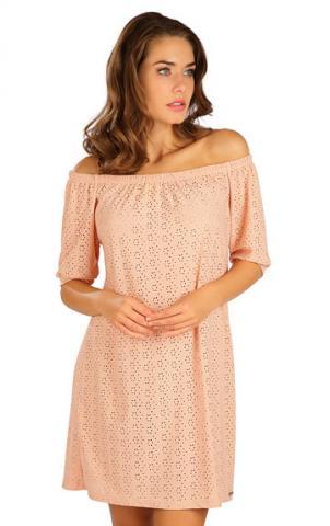Dámské šaty s krátkým rukávem Litex 5B112