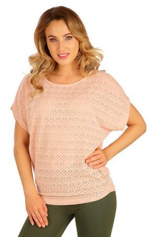 Dámské tričko s krátkým rukávem Litex 5B113
