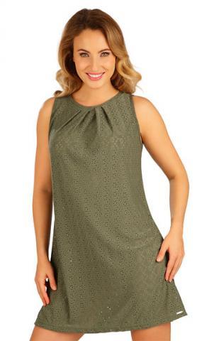 Dámské šaty bez rukávu Litex 5B117