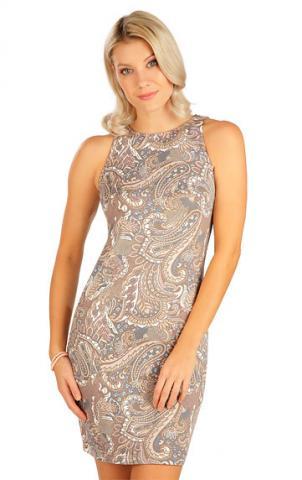 Dámské šaty bez rukávu Litex 5B135