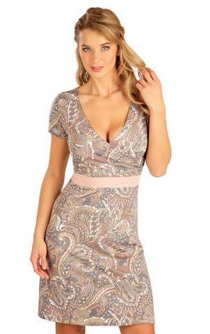 Dámské šaty s krátkým rukávem Litex 5B136
