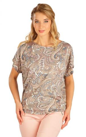 Dámské tričko s krátkým rukávem Litex 5B137