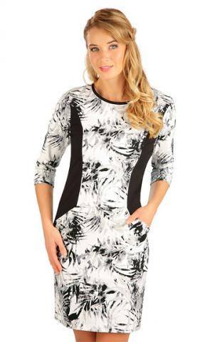 Dámské šaty s 3/4 rukávem Litex 5B147