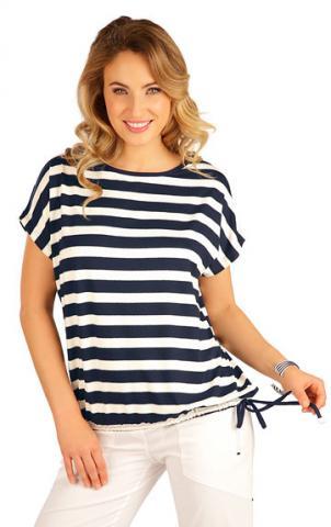 Dámské tričko s krátkým rukávem Litex 5B178