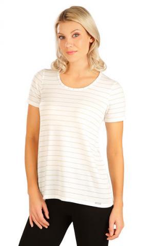 Dámské tričko s krátkým rukávem Litex 5B182