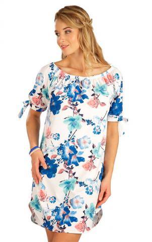 Dámské šaty s krátkým rukávem Litex 5B193
