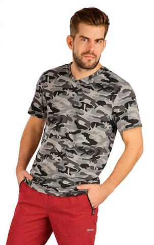 Pánské tričko s krátkým rukávem Litex 5B264