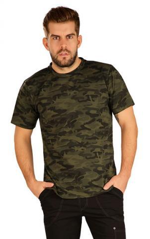 Pánské tričko s krátkým rukávem Litex 5B273
