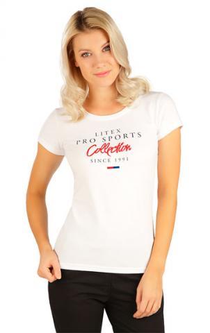 Dámské tričko s krátkým rukávem Litex 5B277