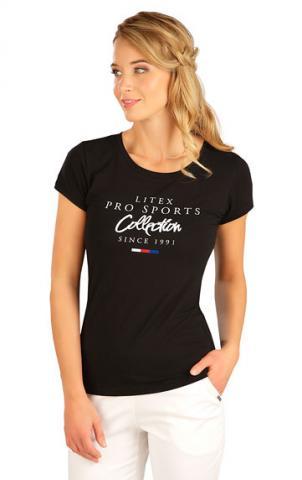 Dámské tričko s krátkým rukávem Litex 5B278