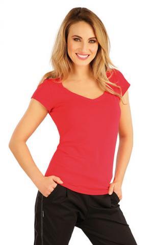 Dámské tričko s krátkým rukávem Litex 5B280