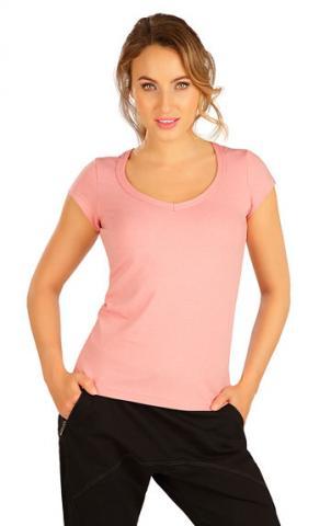 Dámské tričko s krátkým rukávem Litex 5B284