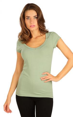 Dámské tričko s krátkým rukávem Litex 5B285
