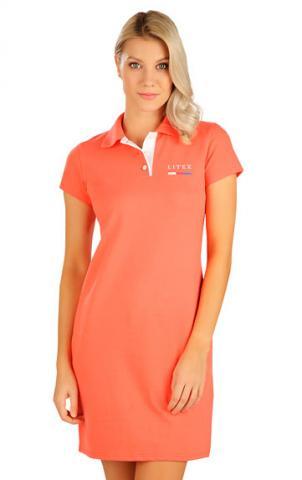 Dámské šaty s krátkým rukávem Litex 5B303