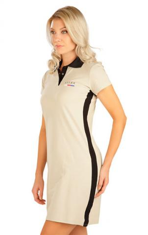 Dámské šaty s krátkým rukávem Litex 5B305