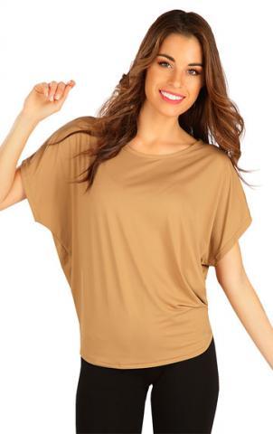 Dámské tričko s krátkým rukávem Litex 5B388