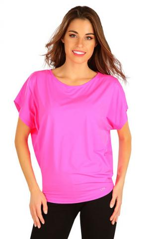 Dámské tričko s krátkým rukávem Litex 5B390