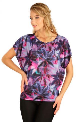 Dámské tričko s krátkým rukávem Litex 5B394