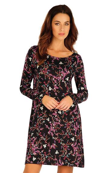 Dámské šaty s dlouhým rukávem Litex 60002
