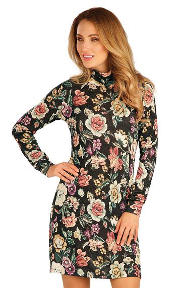 Dámské šaty s dlouhým rukávem Litex 60010