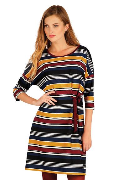 Dámské šaty s 3/4 rukávem Litex 60015