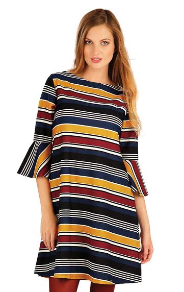Dámské šaty s 3/4 rukávem Litex 60016