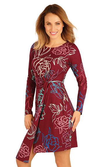 Dámské šaty s dlouhým rukávem Litex 60028