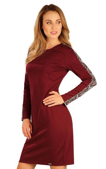 Dámské šaty s dlouhým rukávem Litex 60041