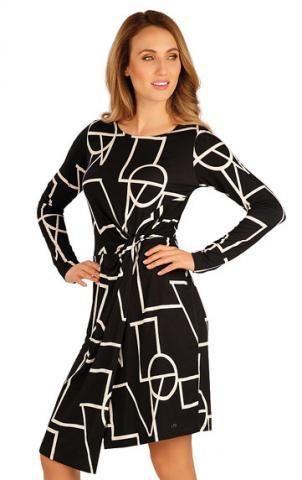 Dámské šaty s dlouhým rukávem Litex 60050
