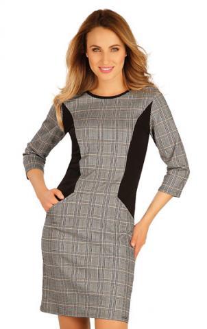 Dámské šaty s 3/4 rukávem Litex 60062