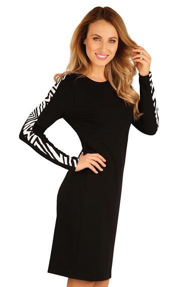 Dámské šaty s dlouhým rukávem Litex 60075