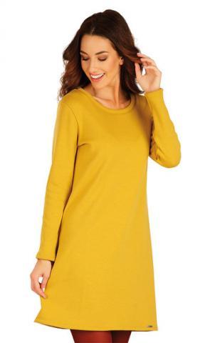 Šaty dámské s dlouhým rukávem Litex 60100