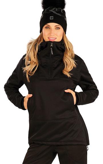 Dámská bunda softshellová s kapucí Litex 60279