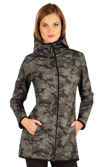 Dámská bunda softshellová s kapucí Litex 60280