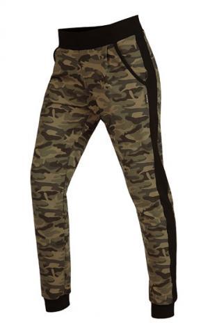 Kalhoty dámské dlouhé s nízkým sedem Litex 60299