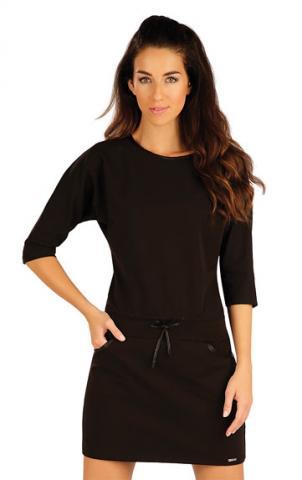 Šaty dámské s 3/4 rukávem Litex 60359