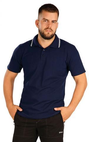 Pánské polo triko s krátkým rukávem Litex 60387