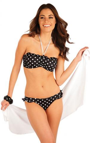 Dámský plážový šátek na zavazování Litex 63553