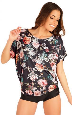 Dámské tričko s krátkým rukávem Litex 63565