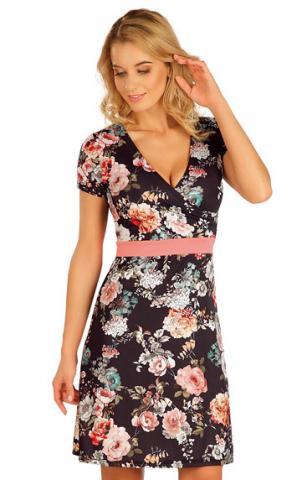 Dámské šaty s krátkým rukávem Litex 63571