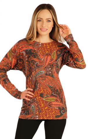 Dámský svetr s netopýřím rukávem Litex 7A011