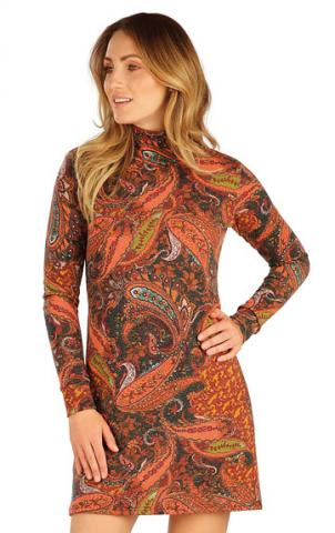 Dámské šaty s dlouhým rukávem Litex 7A013