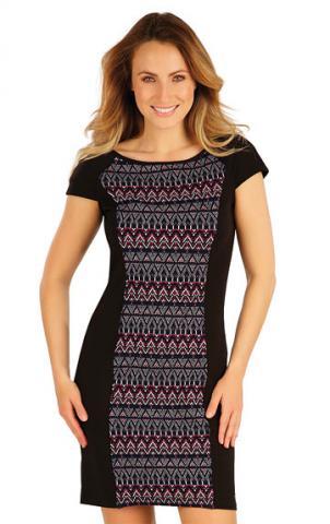 Dámské šaty s krátkým rukávem Litex 7A041