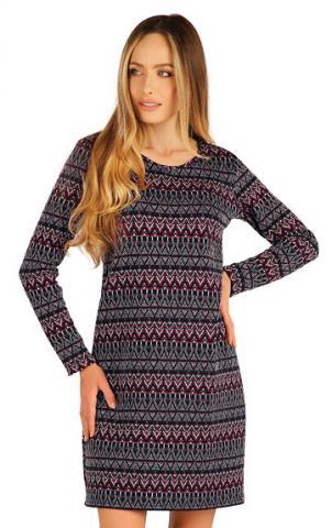 Dámské šaty s dlouhým rukávem Litex 7A042