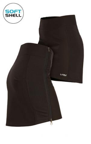 Dámská sukně sportovní Litex 7A209 softshellová