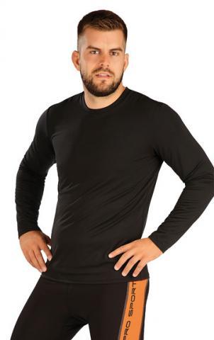 Pánské triko s dlouhým rukávem Litex 7A271