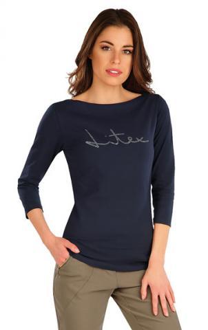 Dámské tričko s 3/4 rukávem Litex 7A365