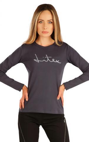 Dámské tričko s dlouhým rukávem Litex 7A367