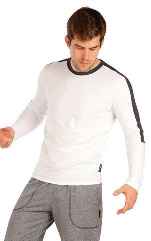 Pánské triko s dlouhým rukávem Litex 7A370