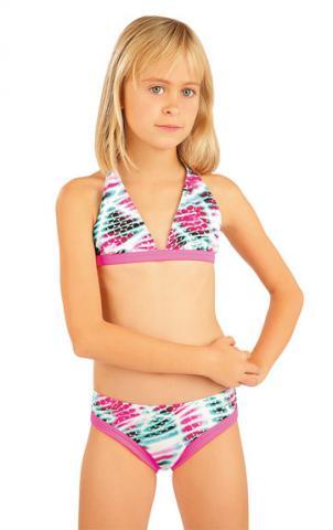 Litex 88478 Dívčí plavky podprsenka